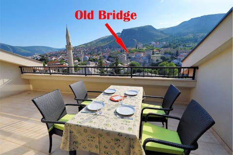 ★ Belview Old Town ★ great terrace, free parking