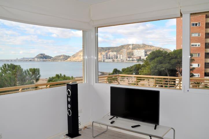 Almadraba beach apartament