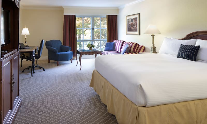 Lafayette Park Hotel, Premium Accessible Two Queen