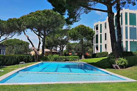 Charming Apartment. Sea views. Pool. Pkg. 6 people - Calella de Palafrugell