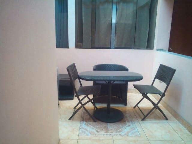 Apartamentos moderno en Lima Norte - San Martin de Porres - Rumah
