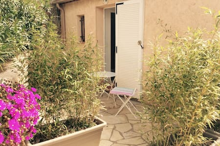Cosy and quiet 25m2 studio - Sainte-Maxime