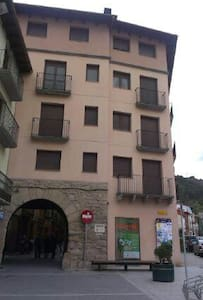 Appartement aux Pyrénées Espagnoles - Graus - Huoneisto
