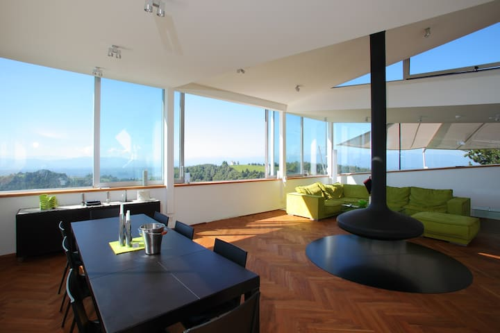 4 Bedroom Fantastic Villa - Rettenberg - 別墅