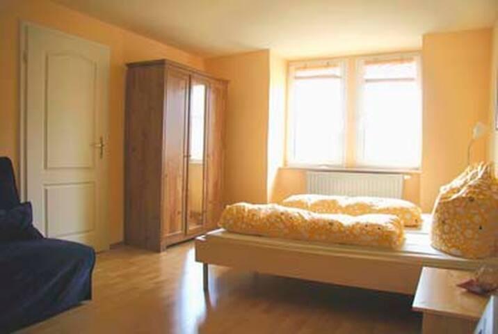 Sonniges Zimmer im Wedding - Berlin - Appartement en résidence