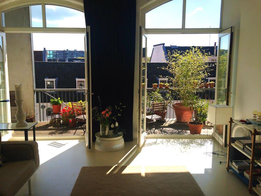 Family loft overlooking canals apartamentos en alquiler en msterdam noord holland pa ses bajos - Apartamentos en amsterdam ...