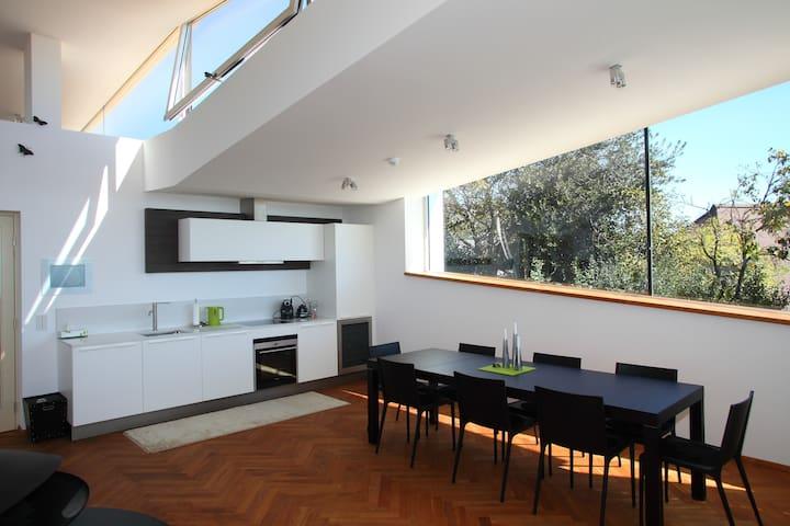 4 Bedroom Fantastic Villa - Rettenberg - Huvila