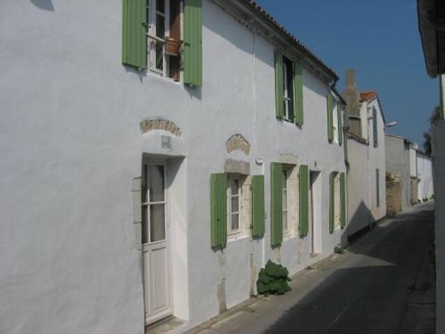 """Gite """"Cécile """"Les Mouettes en chaussettes"""""""