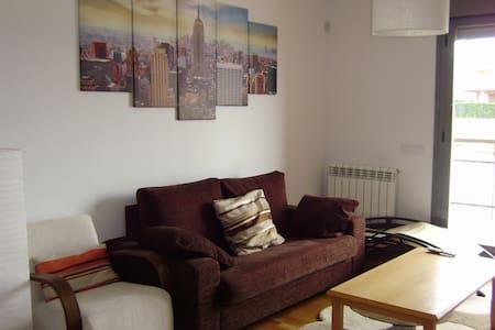 bonito apartamento en cirueña - Cirueña - Lejlighed