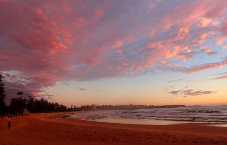 Sunrise Views  on Kangaroo - Manly - Appartement
