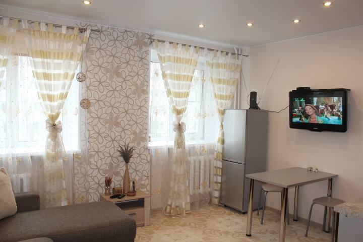 Квартира в Тихвине посуточно