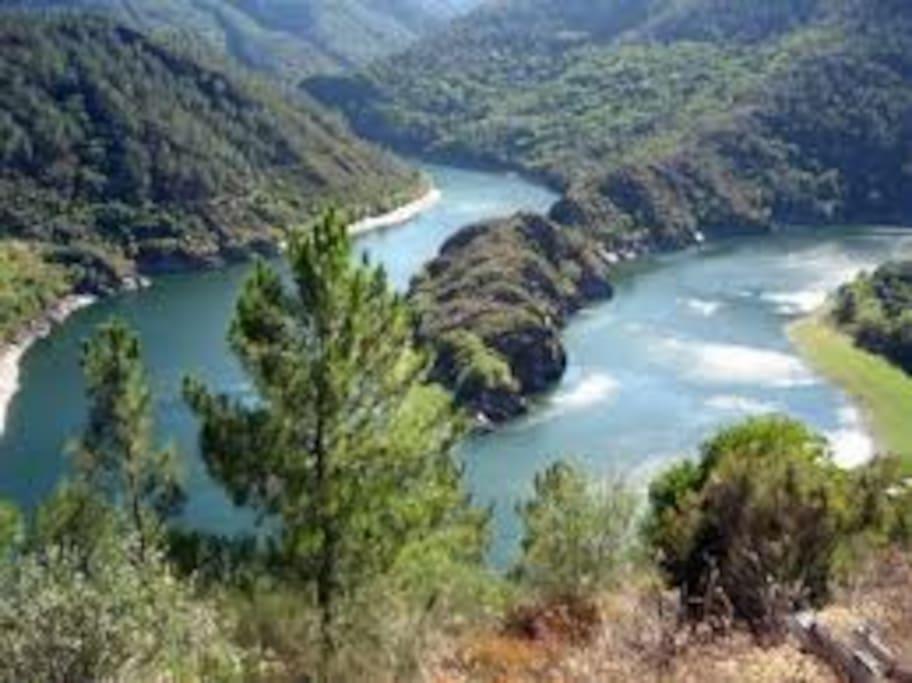 Ribeira Sacra un paisaje expectacular