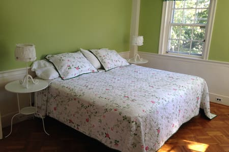 French welcome in the USA - Green - Dedham - Bed & Breakfast