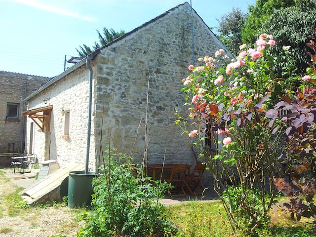 Stone house in the countryside - La Neuville-sur-Essonne - Ev