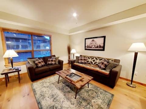 Hermosa suite condominio en Spring Creek