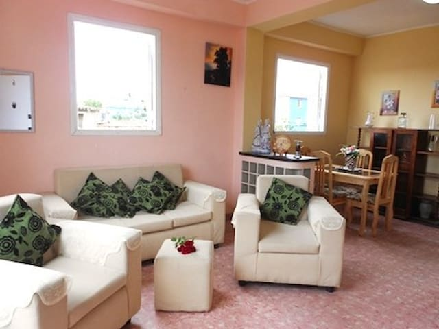 Beautiful flat with full privacy!