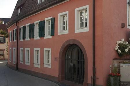 Wohnen im Ambiente-Haus - Sankt Martin