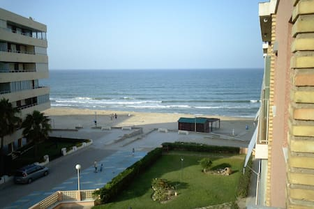 Amazing apartment at the beachfront - Mareny Blau - SUECA - Wohnung