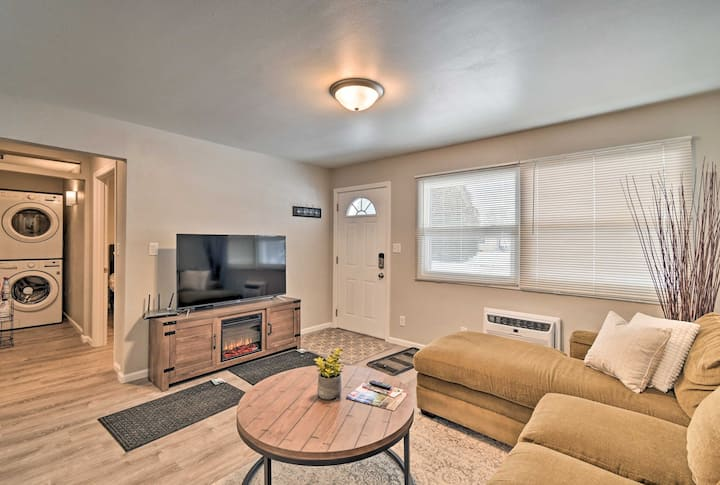 NEW! Newly Updated Appleton Unit 2 Mi to Downtown!