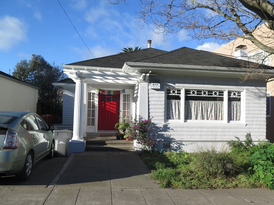 Adorable 3br House By Lake Merritt Houses For Rent In Oakland California United States