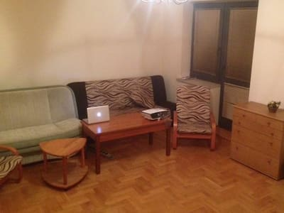 3-floor flat with roommates - Warszawa - Appartement