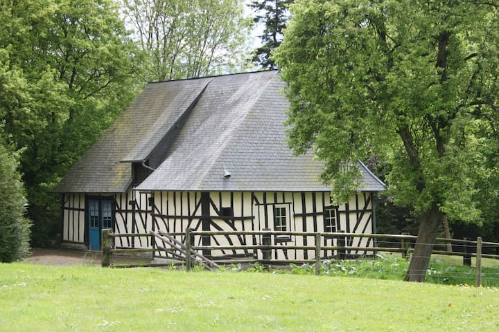 Normandy home and artist's workshop - Englesqueville-en-Auge - House