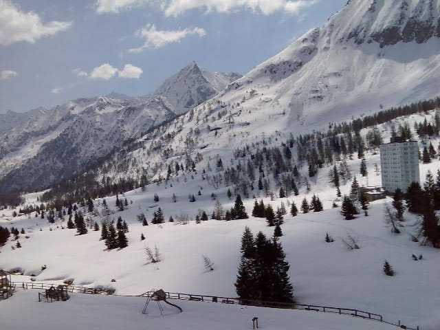 Nice flat with warmed box at 100mt.from skislopes! - Vermiglio - Apartment