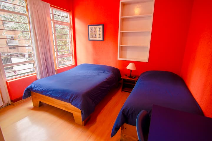 Alcala, Double or Twin Room.