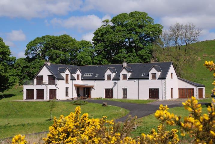 Ballimore Farm's Baron's House