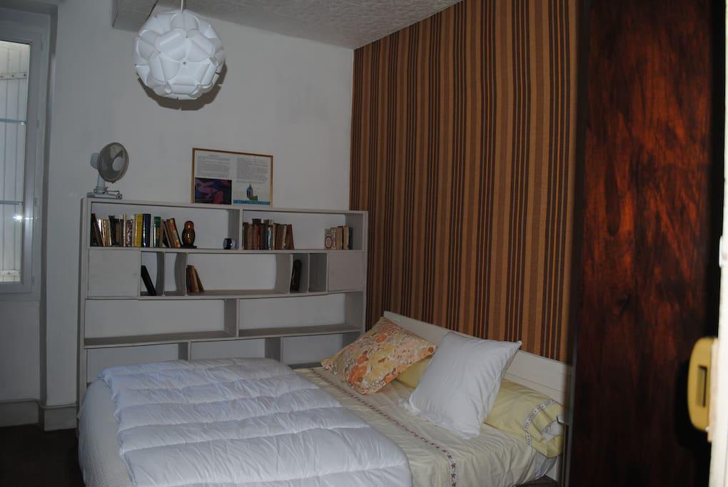 comme chez soi chambre mich maisons de ville louer fleurance languedoc roussillon midi. Black Bedroom Furniture Sets. Home Design Ideas