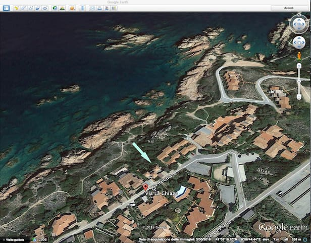 Villino Costa Paradiso - Costa Paradiso - Hus