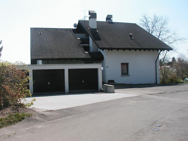 1-Zimmer Ferienwohnung - Ühlingen-Birkendorf