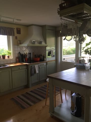 Cosy living close to Stockholm City