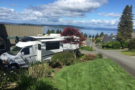 RV for 2015 US Open - Chambers Bay - Camping-car/caravane
