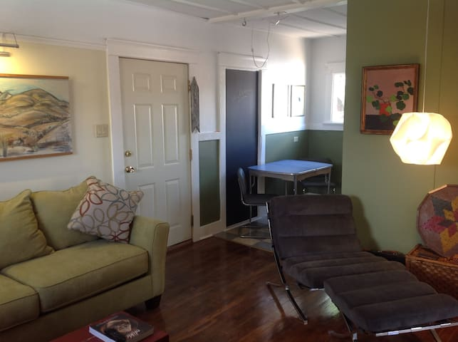 1 bedroom apt. near UA, downtown
