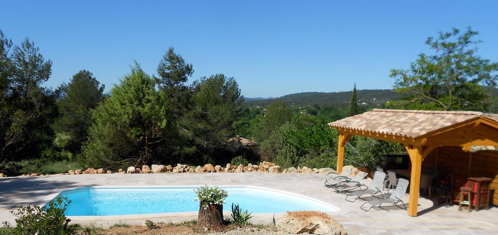 Charming 3bd house/pool in Provence - Котиньяк - Дом