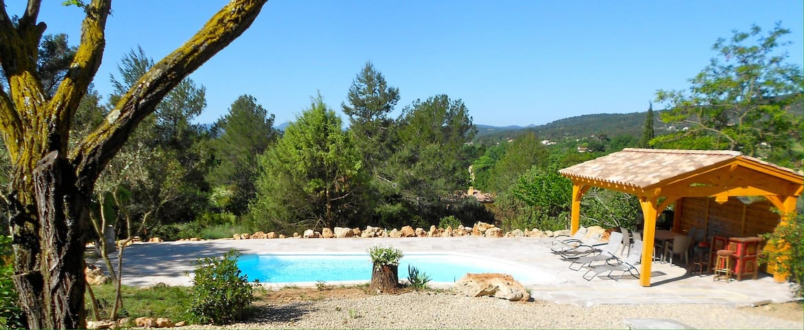 Charming 3bd house/pool in Provence
