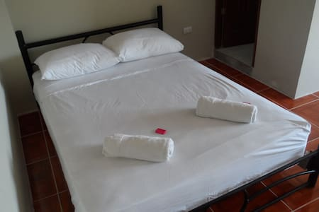 Double Room With Air Conditioning - Puerto Villamil