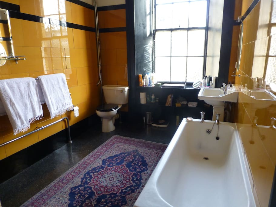Adjacent Private Bathroom