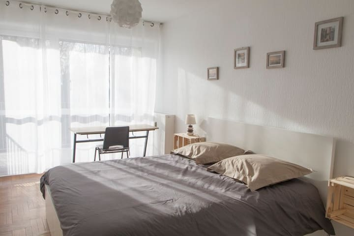 Appartement cosy proche centre ville de Mulhouse