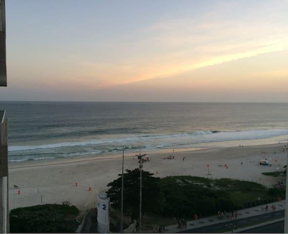 Wonderful Barra da Tijuca Beach