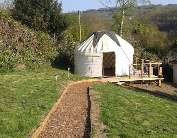 Yurtis, Yurt Rental Cornwall - Calstock - Yurt
