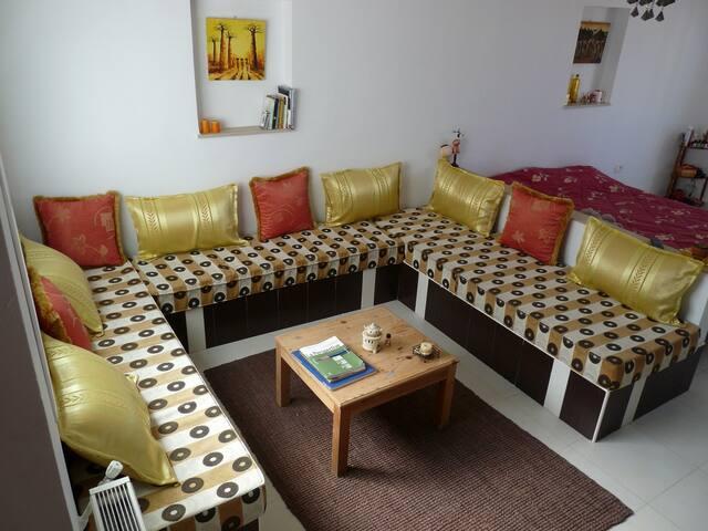 Appartement HS Mahdia dans 1 Villa - Mahdia - Appartement