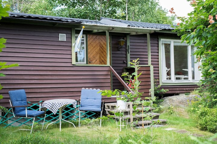 Archipelago cottage close to Stockholm