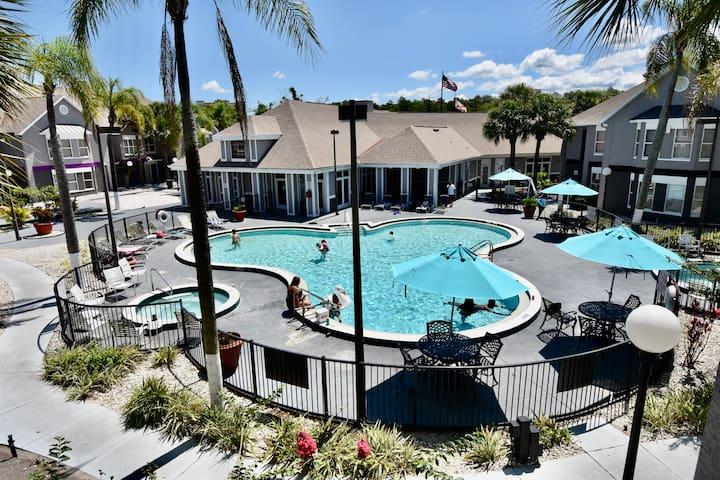 Amazing King Retreat near Disney  #528