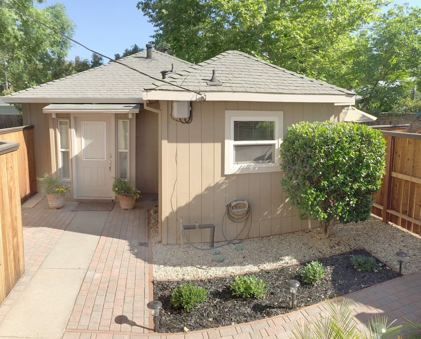 Private Cottage Near Downtown Chico Houses For Rent In Chico California U