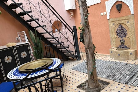 Small private Riad in Tiznit