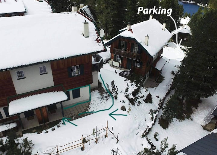Ski-in/Ski-out Flat