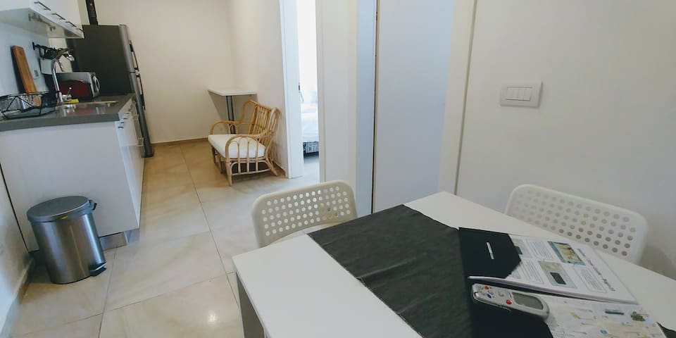 Fully Equipped 1BDR Flat ❤ of TLV