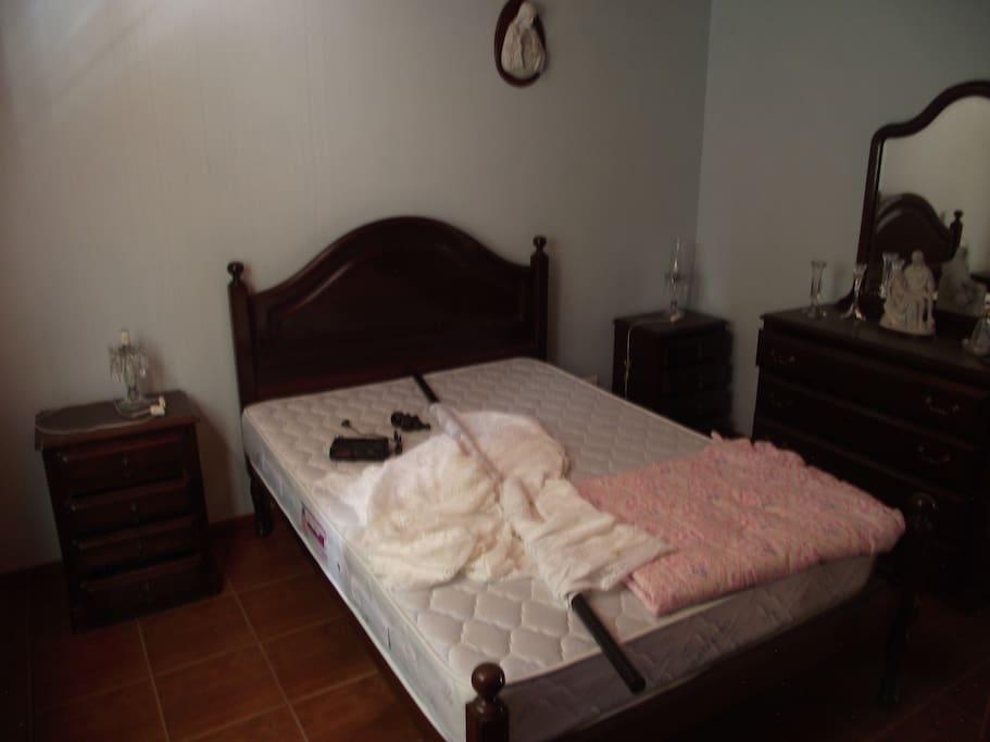 1 bedroom in the second floor